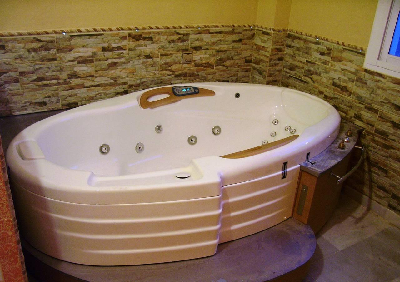 BAÑERA Terapéutica Hidromasaje System Pool Zenit 10
