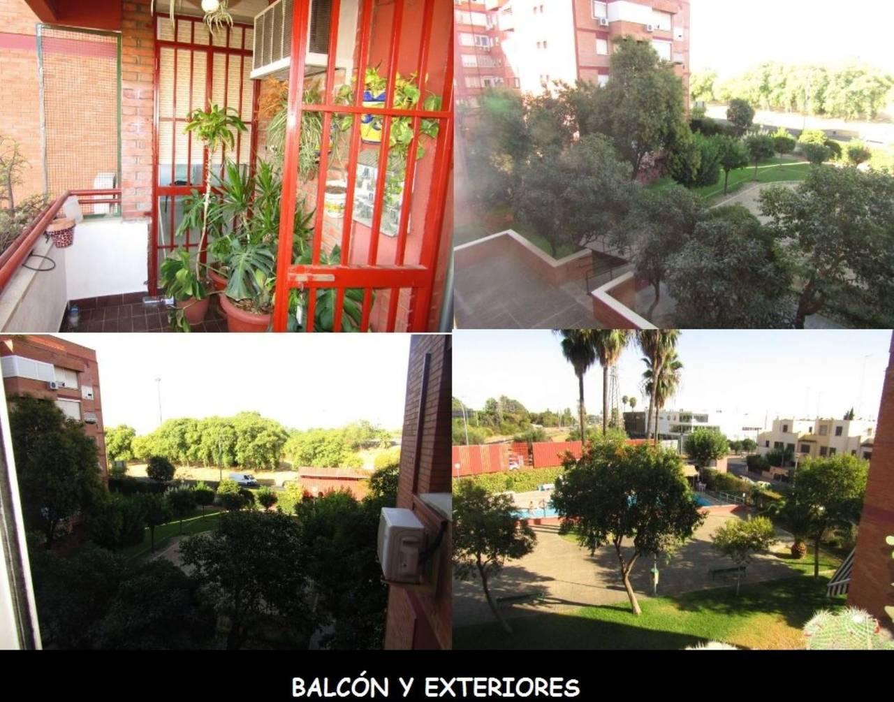 Alquiler de Piso en calle Don Juan, 69 Santa Clara, Sevilla  - Foto 1