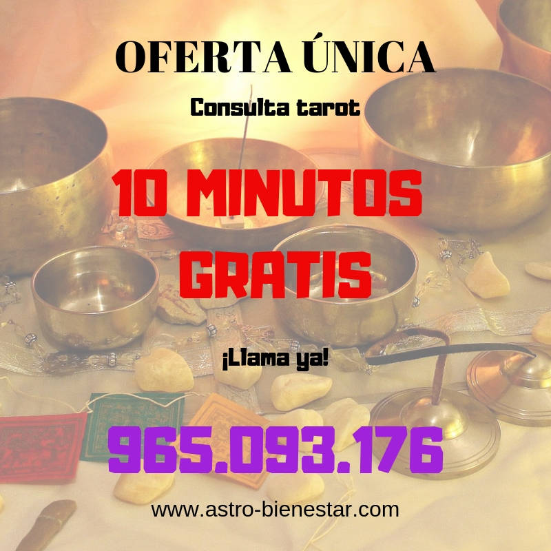 10 min GRATUITOS. TAROT SELENA  - Foto 1