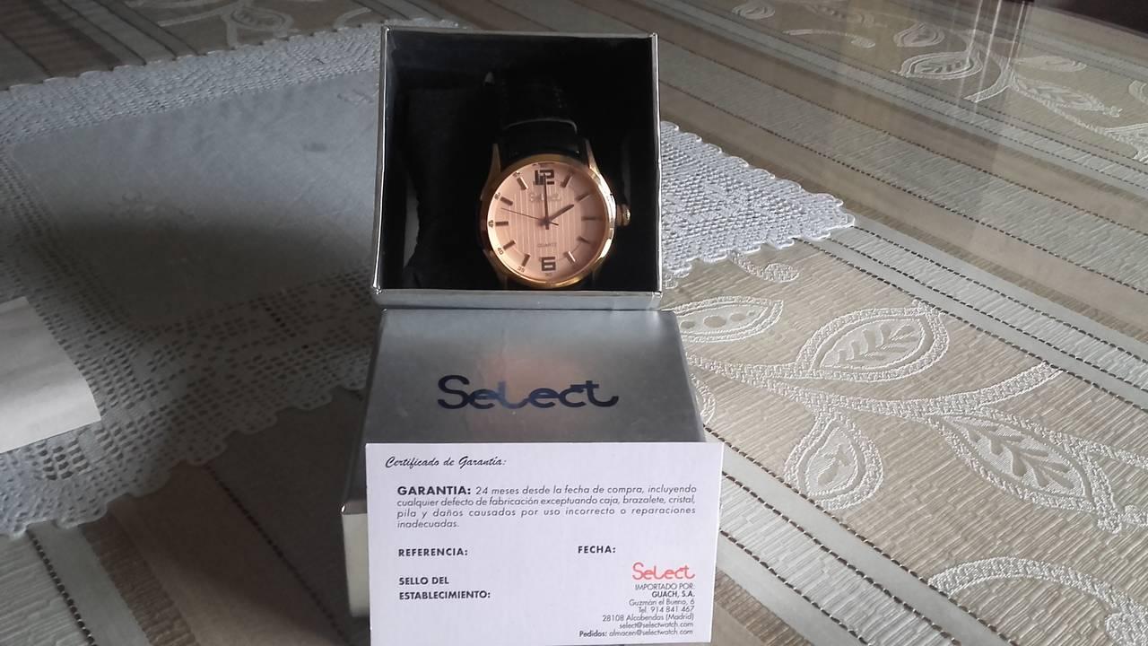 reloj caballero select  - Foto 3