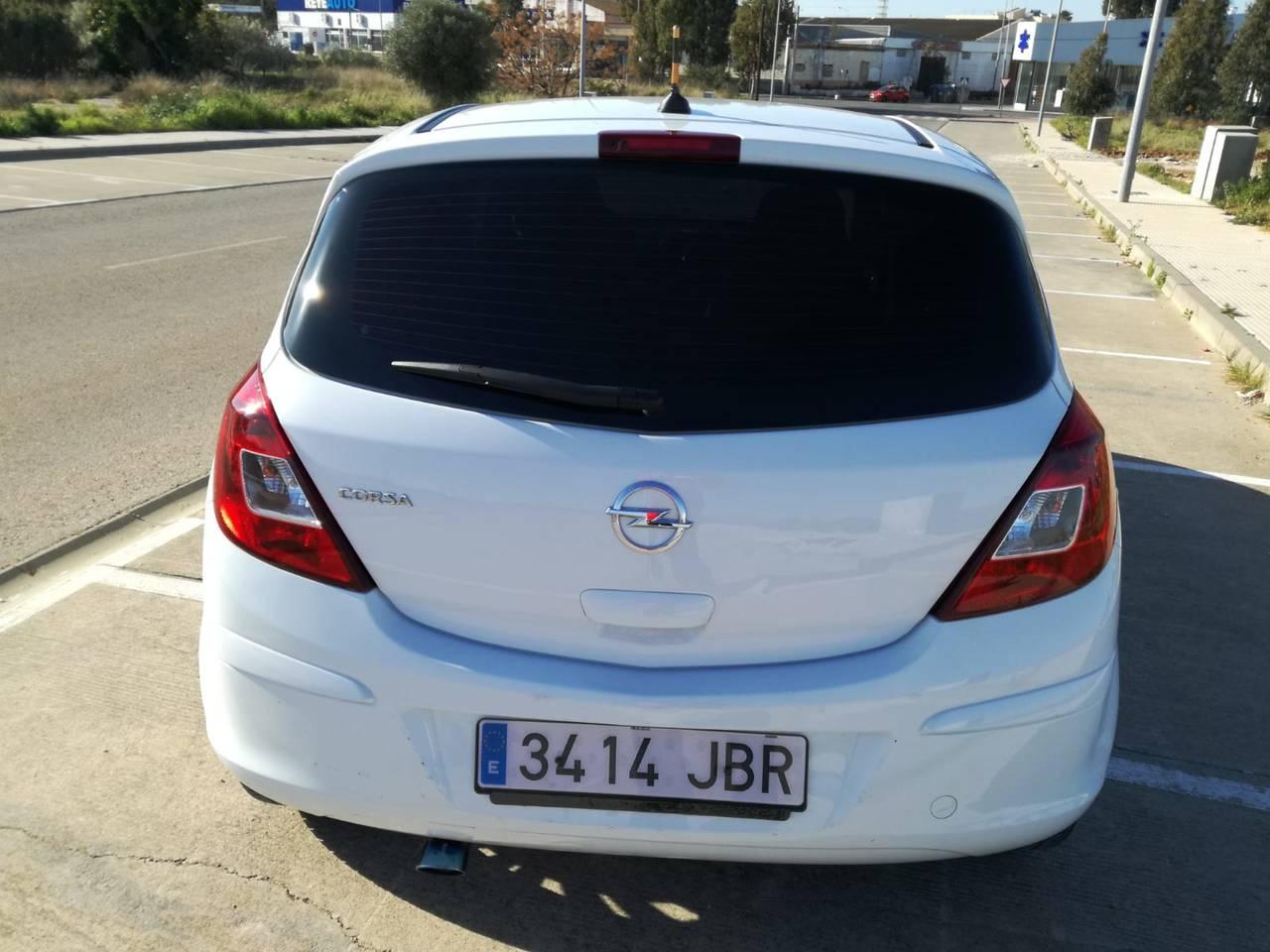 Opel corsa exclusive  - Foto 10