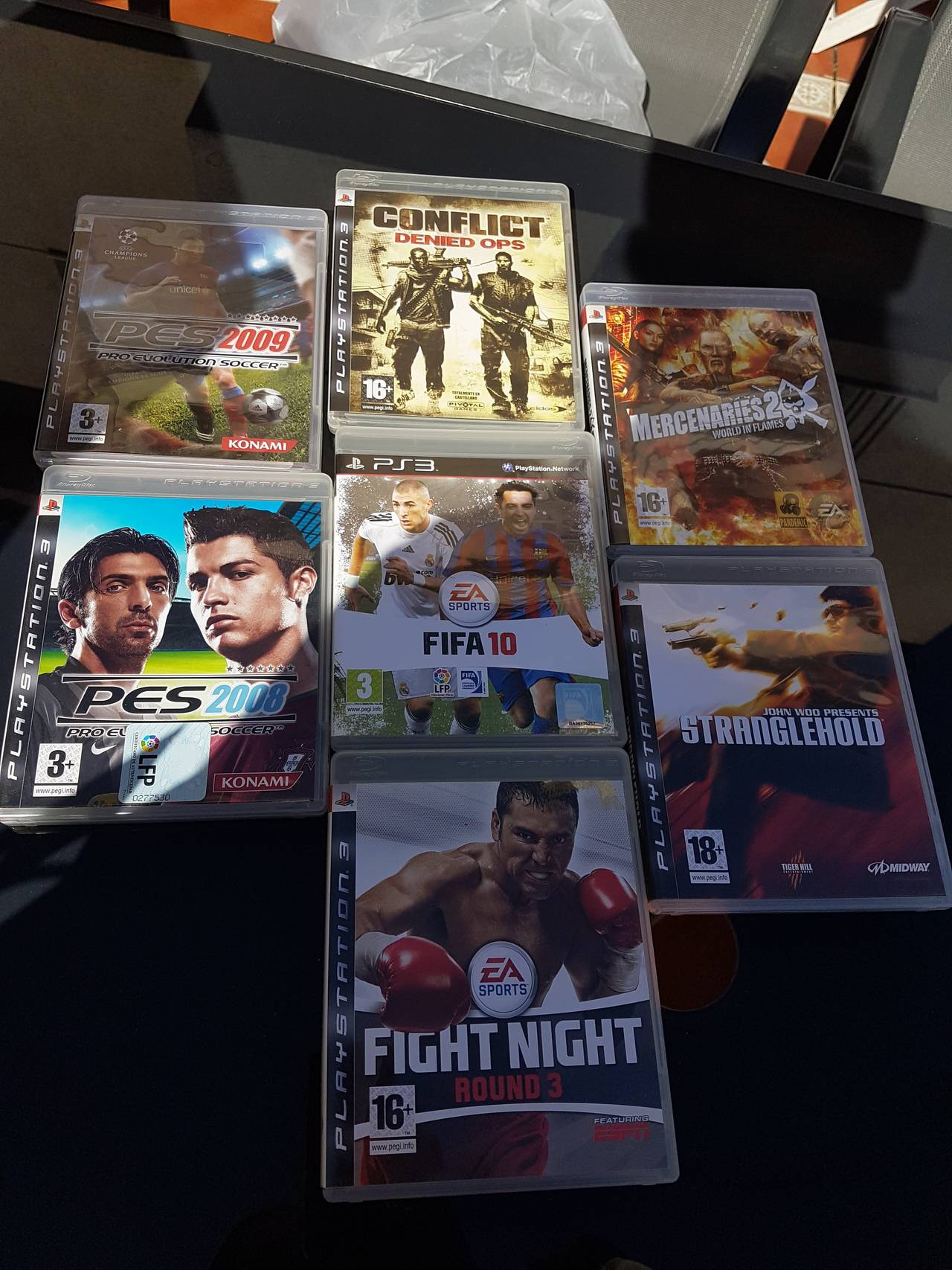 Varios juegos ps3  - Foto 1