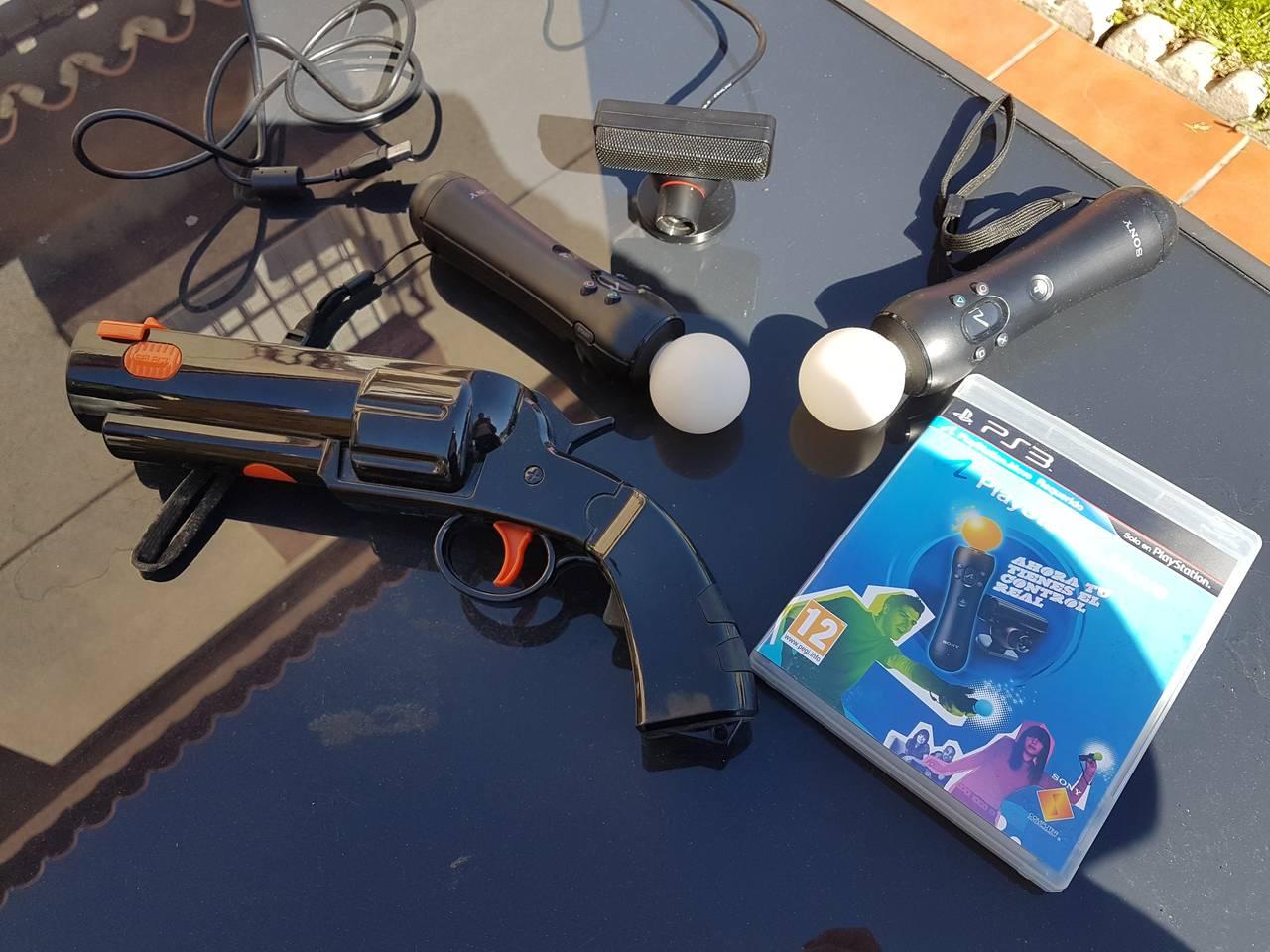 Move, pistola para PlayStation  - Foto 1