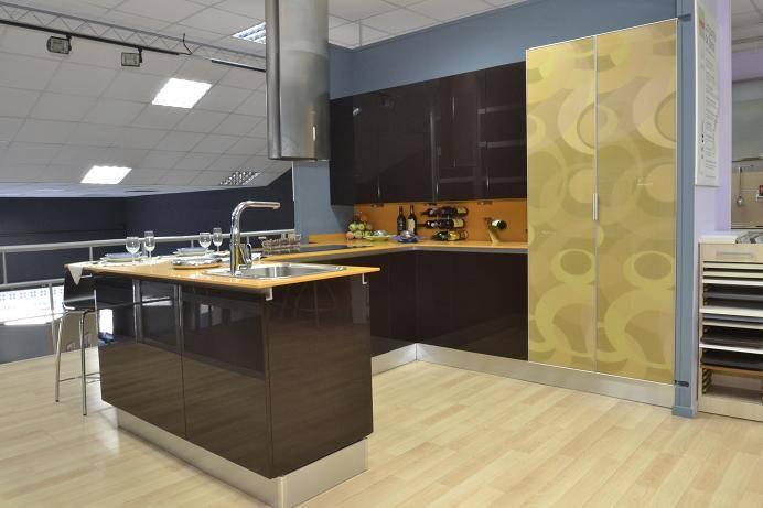 Explendida cocina con Peninsula  - Foto 1