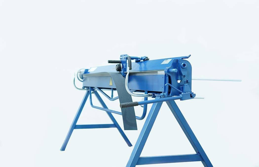 Plegadora manual para aluminio de 2 metros, DOBLADORA para CHAPAS  - Foto 3