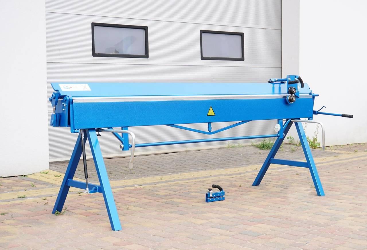 Maquinas de taller para hojalata y chapa, plegadora 2,6m  - Foto 1