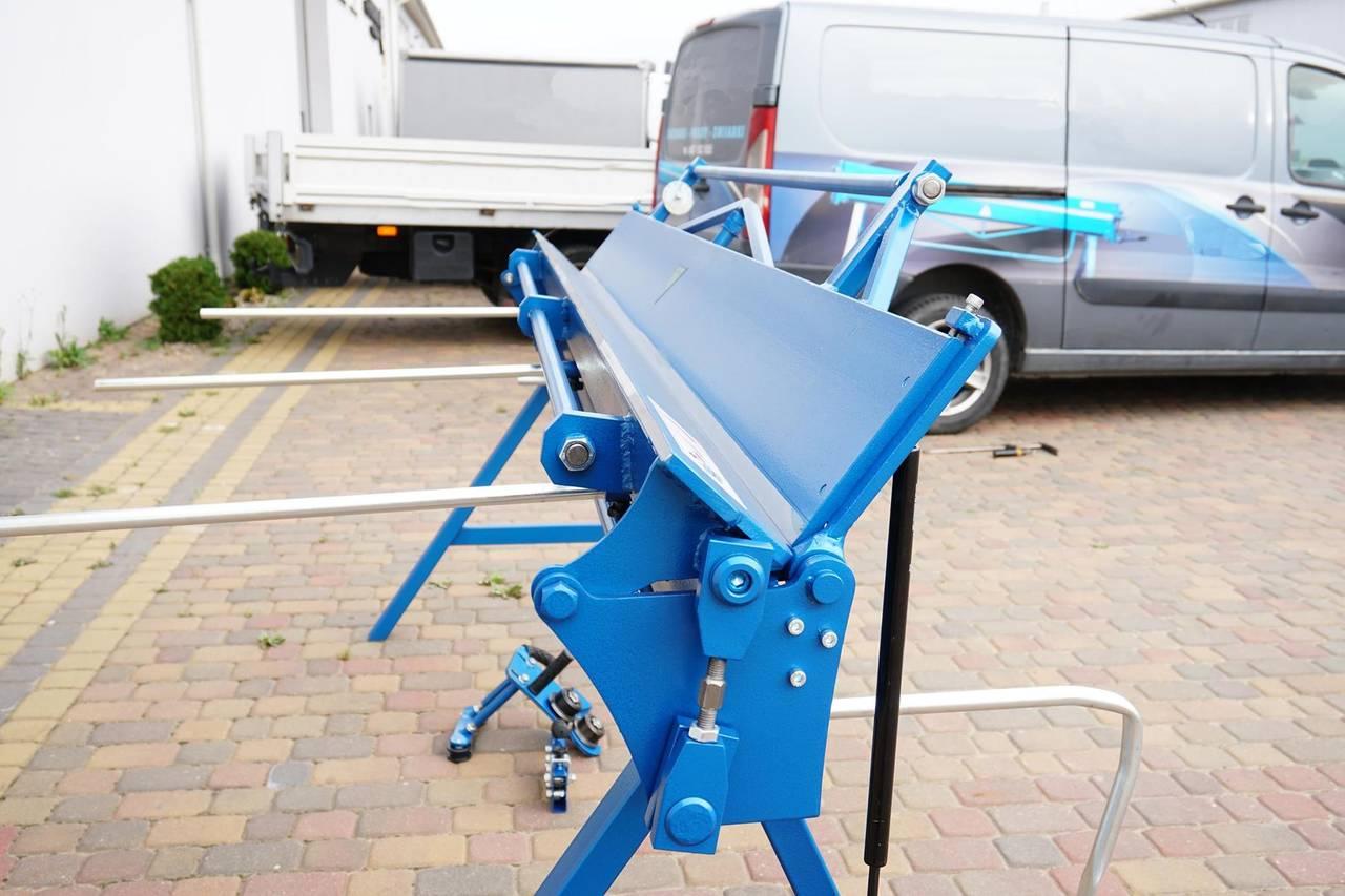 Maquinas de taller para hojalata y chapa, plegadora 2,6m  - Foto 3