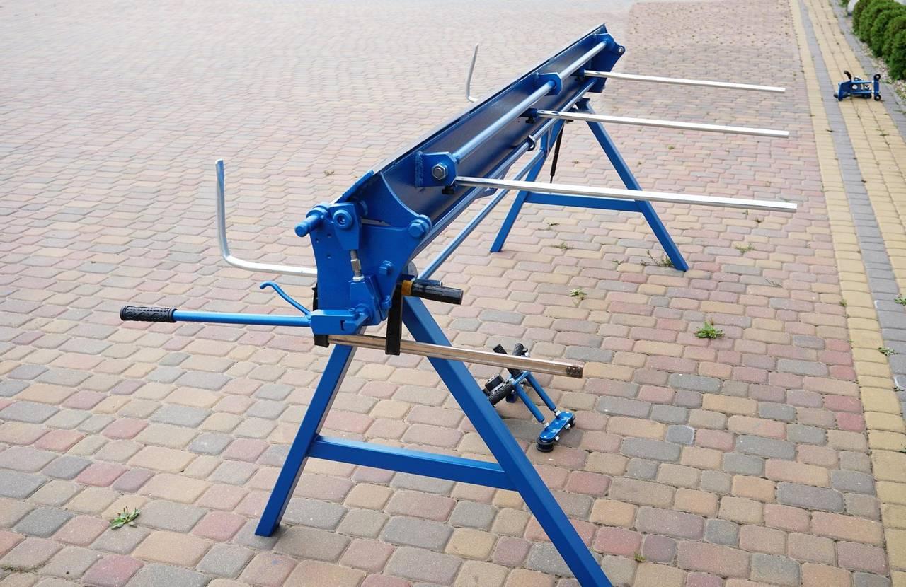 Maquinas de taller para hojalata y chapa, plegadora 2,6m  - Foto 4
