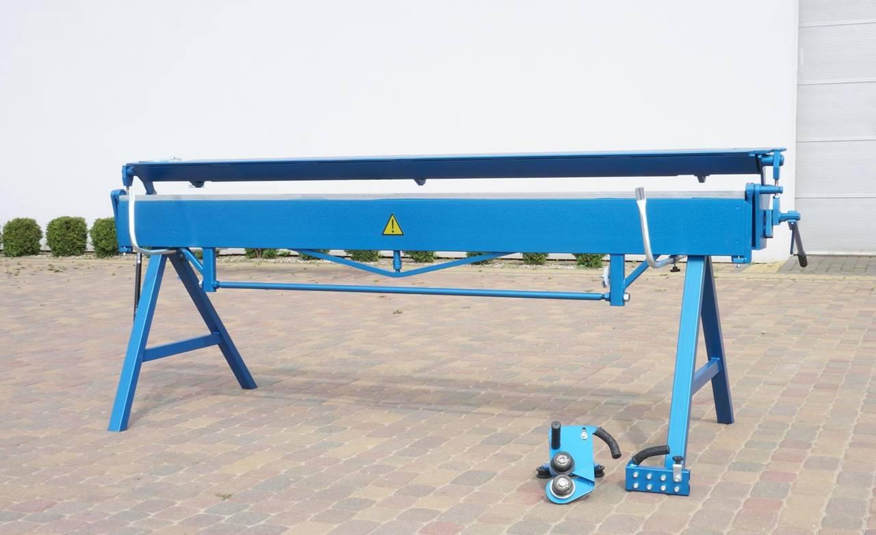 Maquinas de taller para hojalata y chapa, plegadora 2,6m  - Foto 6