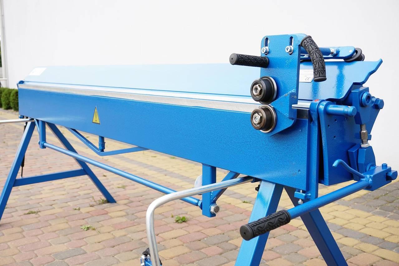 Maquinas de taller para hojalata y chapa, plegadora 2,6m  - Foto 7
