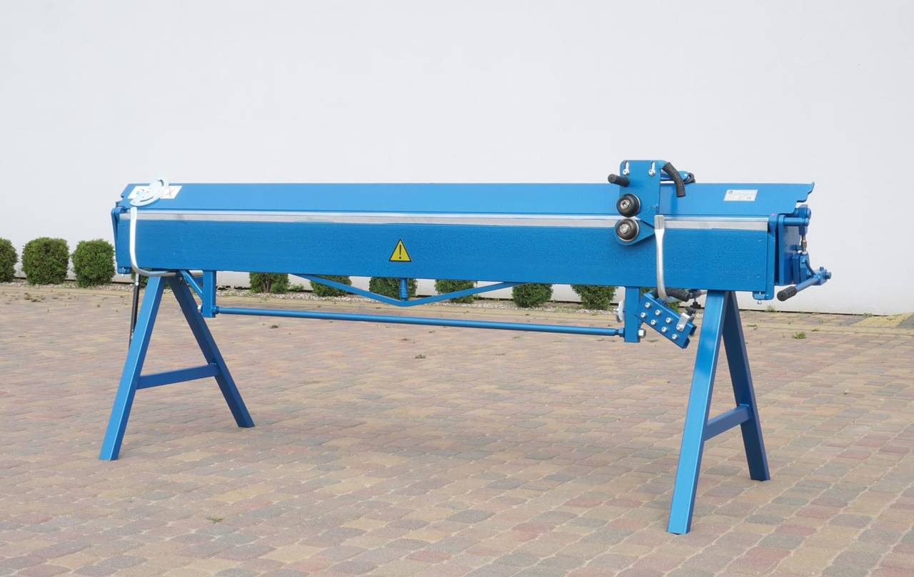 Maquinas de taller para hojalata y chapa, plegadora 2,6m  - Foto 5