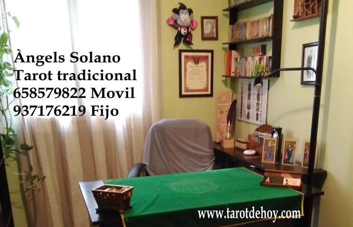 Tarot tradicional cara a cara con Angels Solano   - Foto 1