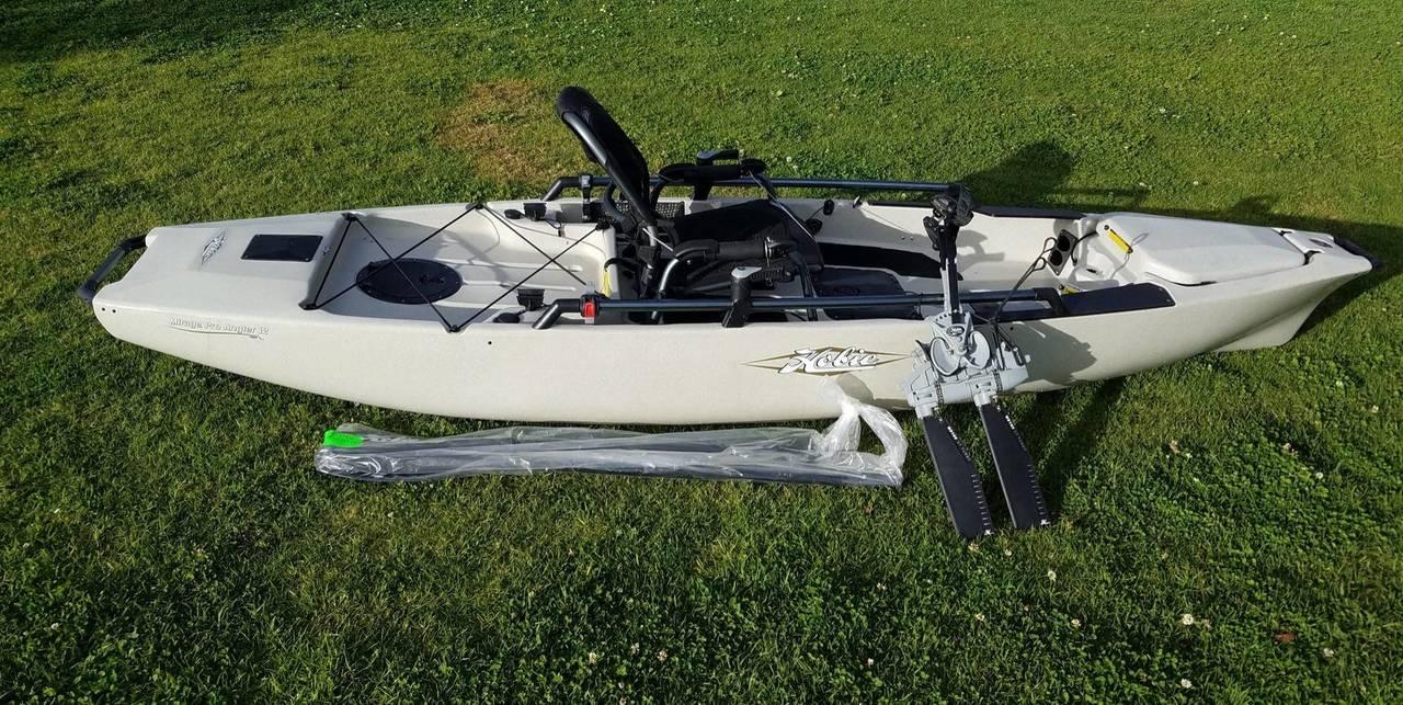 2017 Hobie Pro Angler 12 kayak  - Foto 1