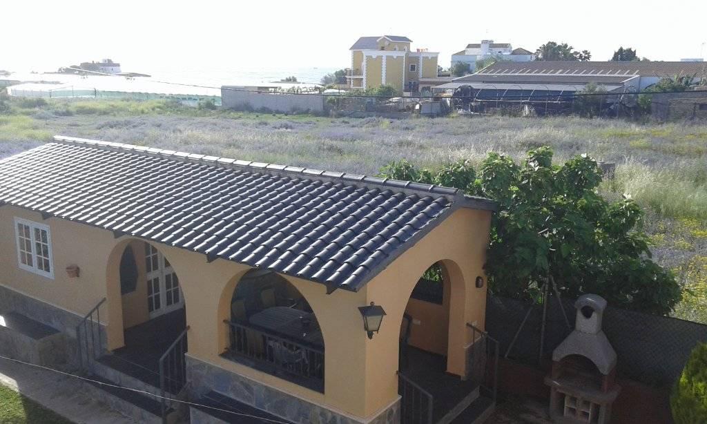 SE ALQUILA CHALET ENTRE SANLUCAR Y CHIPIONA JUNTO A LA PLAYA  - Foto 10