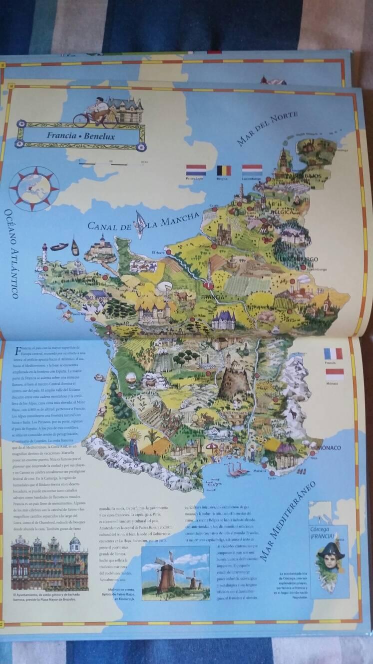 Atlas infantil  - Foto 2
