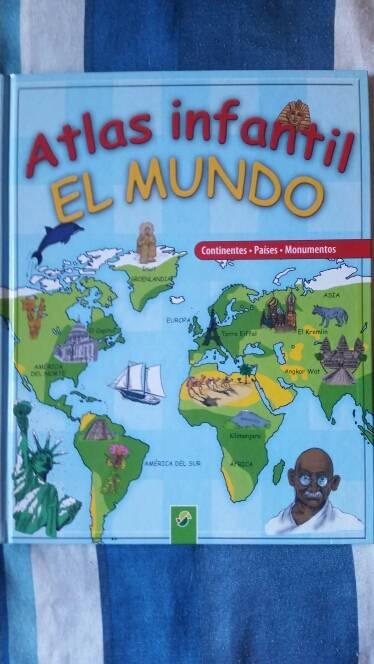 Atlas infantil  - Foto 1