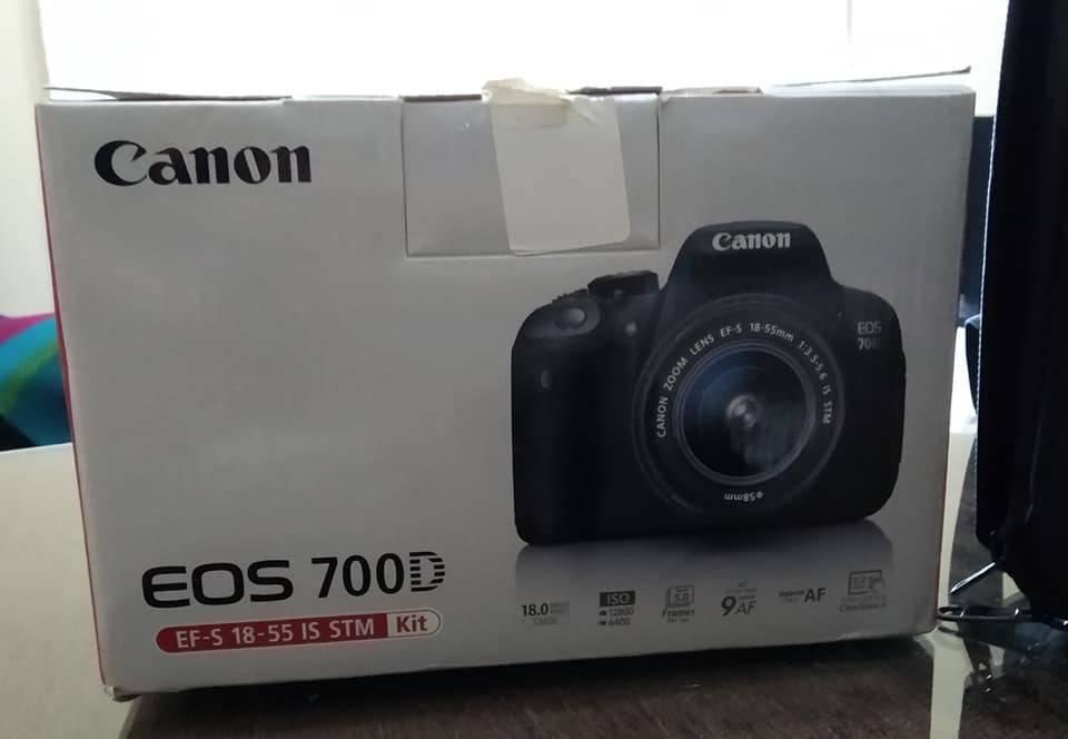 Cámara Canon 700D con 2 días de uso Nueva  - Foto 10