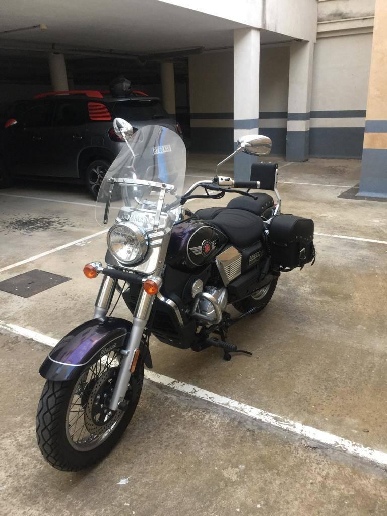 MOTO UM RENEGADE 125 CLASIC  - Foto 2