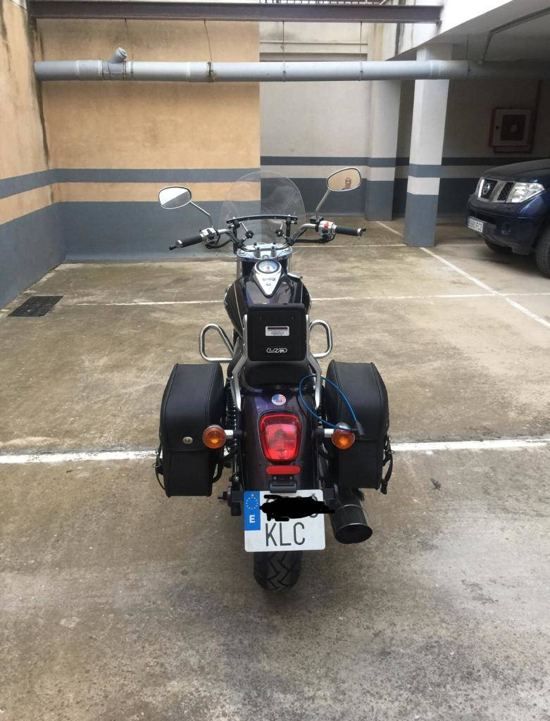 MOTO UM RENEGADE 125 CLASIC  - Foto 7