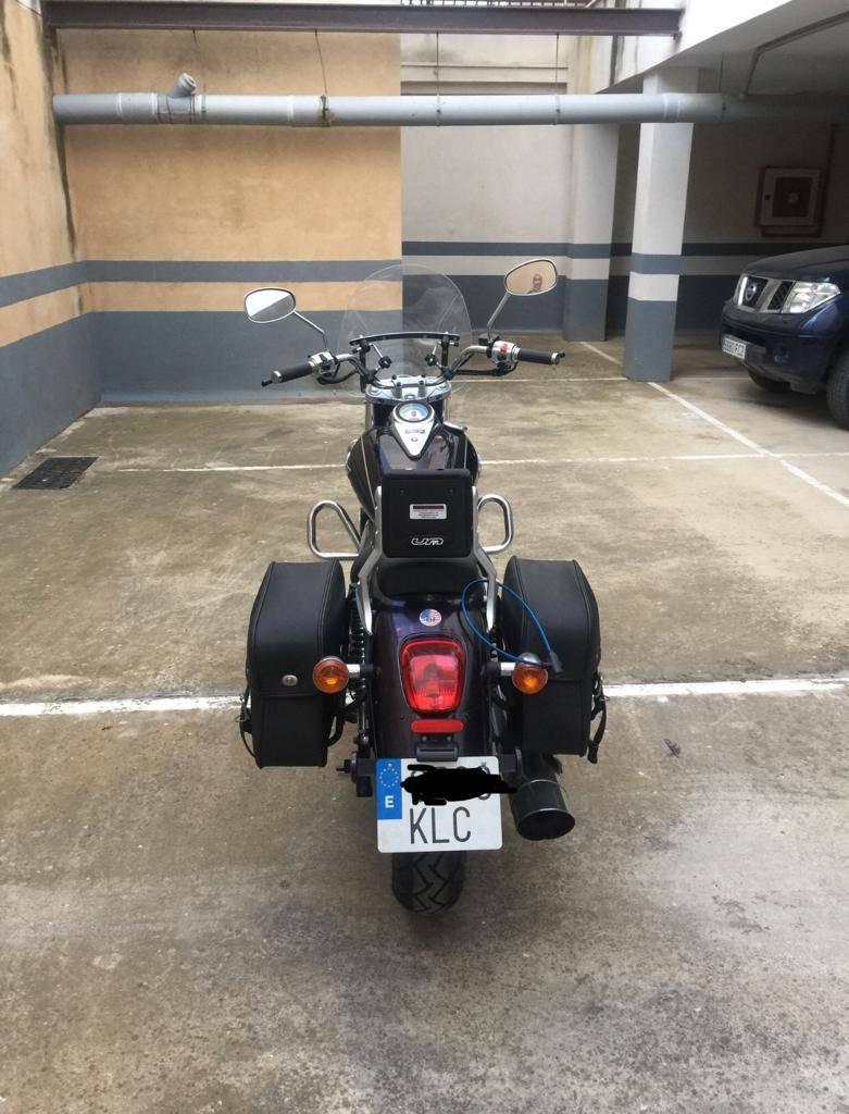 MOTO UM RENEGADE 125 CLASIC  - Foto 6