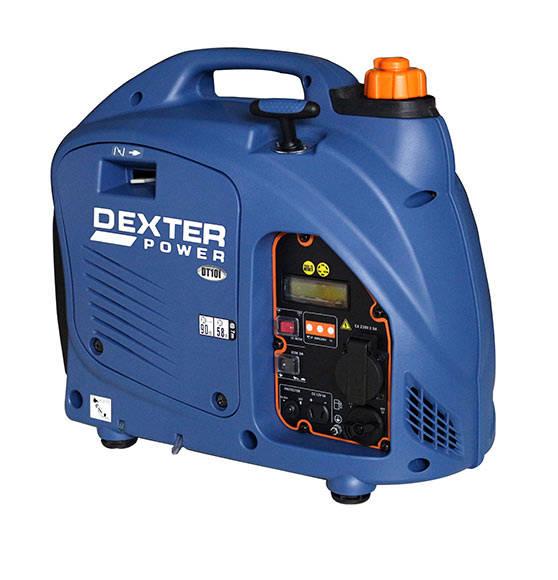Generador inverter DEXTER DT-10I  - Foto 1