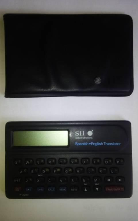 traductora-calculadora  - Foto 1