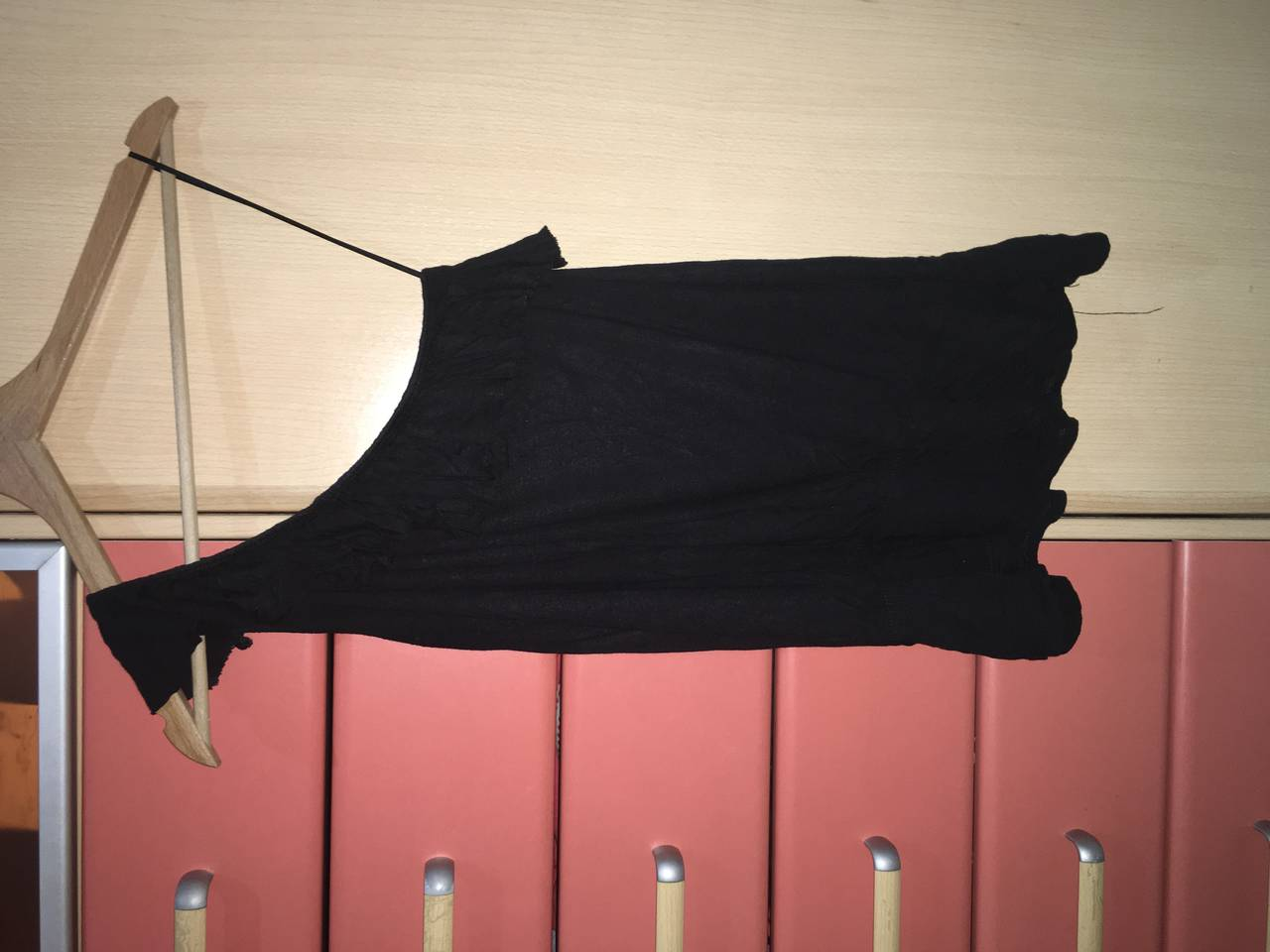 Top negro easy wear  - Foto 1