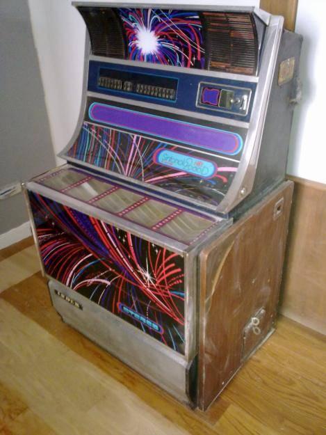 Maquina tocadiscos SINFONOLA 2000D – INDER-GEDASA clásica de 1976  - Foto 5
