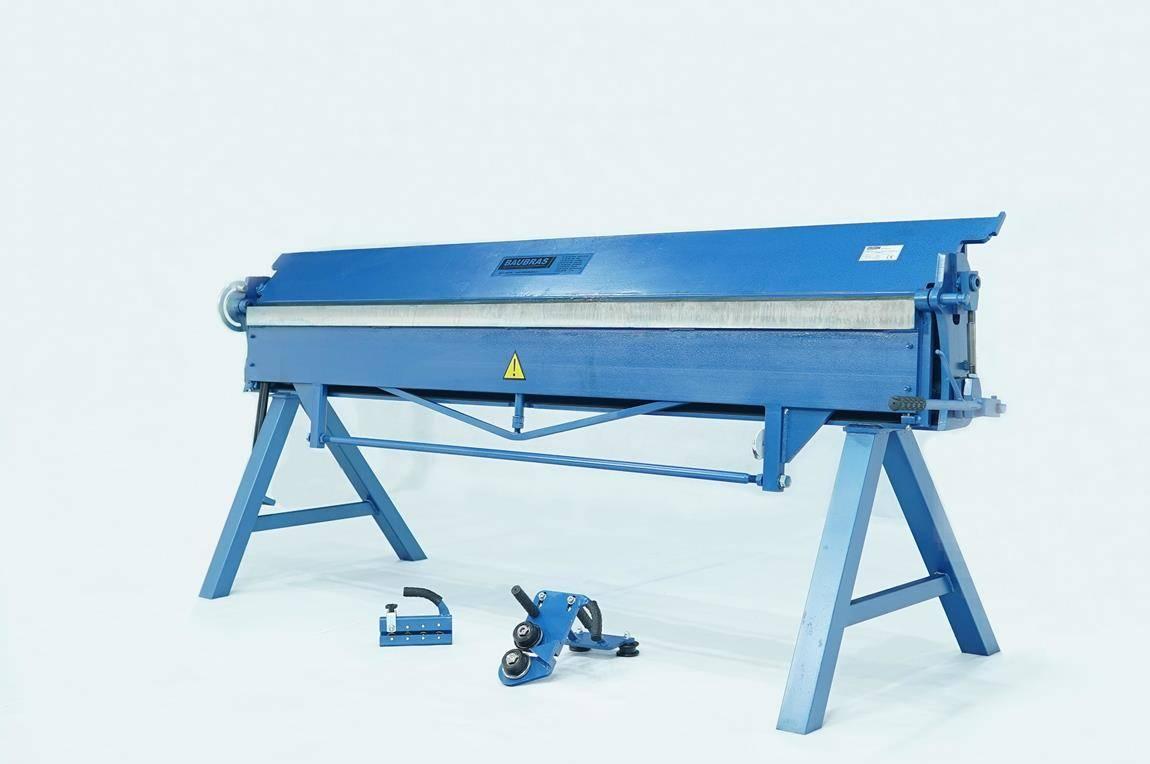 Maquinas de taller para hojalata y chapa, plegadora 2640/2,5mm AL  - Foto 2