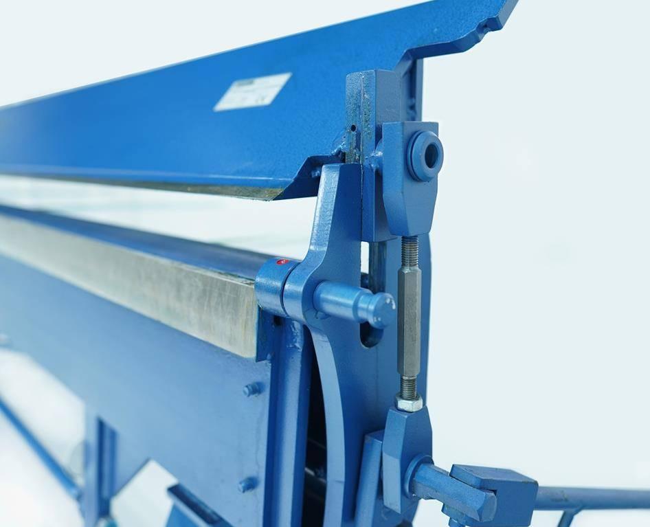 Maquinas de taller para hojalata y chapa, plegadora 2640/2,5mm AL  - Foto 5