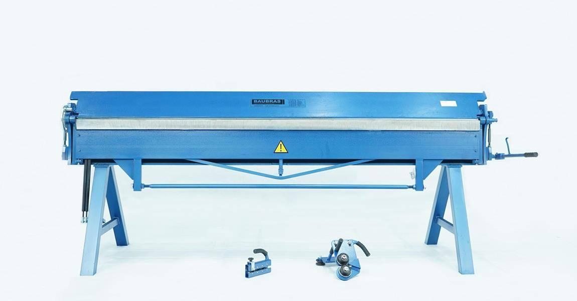 Maquinas de taller para hojalata y chapa, plegadora 2640/2,5mm AL  - Foto 1