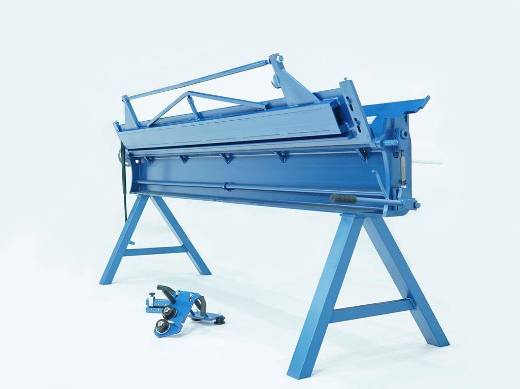 Maquinas de taller para hojalata y chapa, plegadora 2640/2,5mm AL  - Foto 4