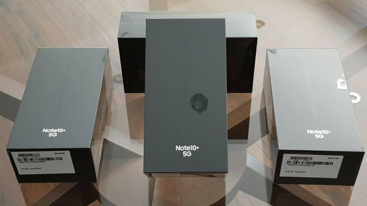Para ventas: Samsung Note 10 + 512GB, 5G / Apple Iphone Xs Max, .Whats  - Foto 2