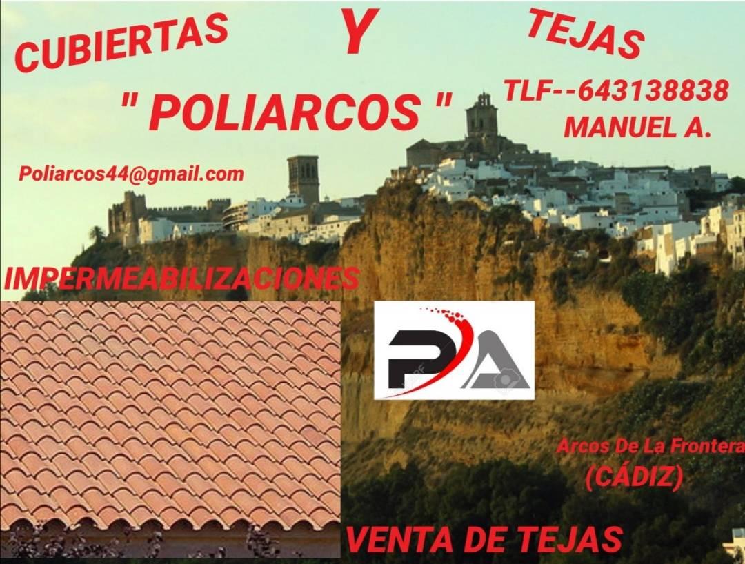 CUBIERTAS Y TEJAS  - Foto 1
