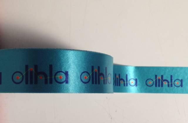 Rollo etiqueta tela personalizada  - Foto 1