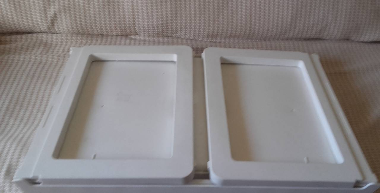 bandeja cama blanco  - Foto 3