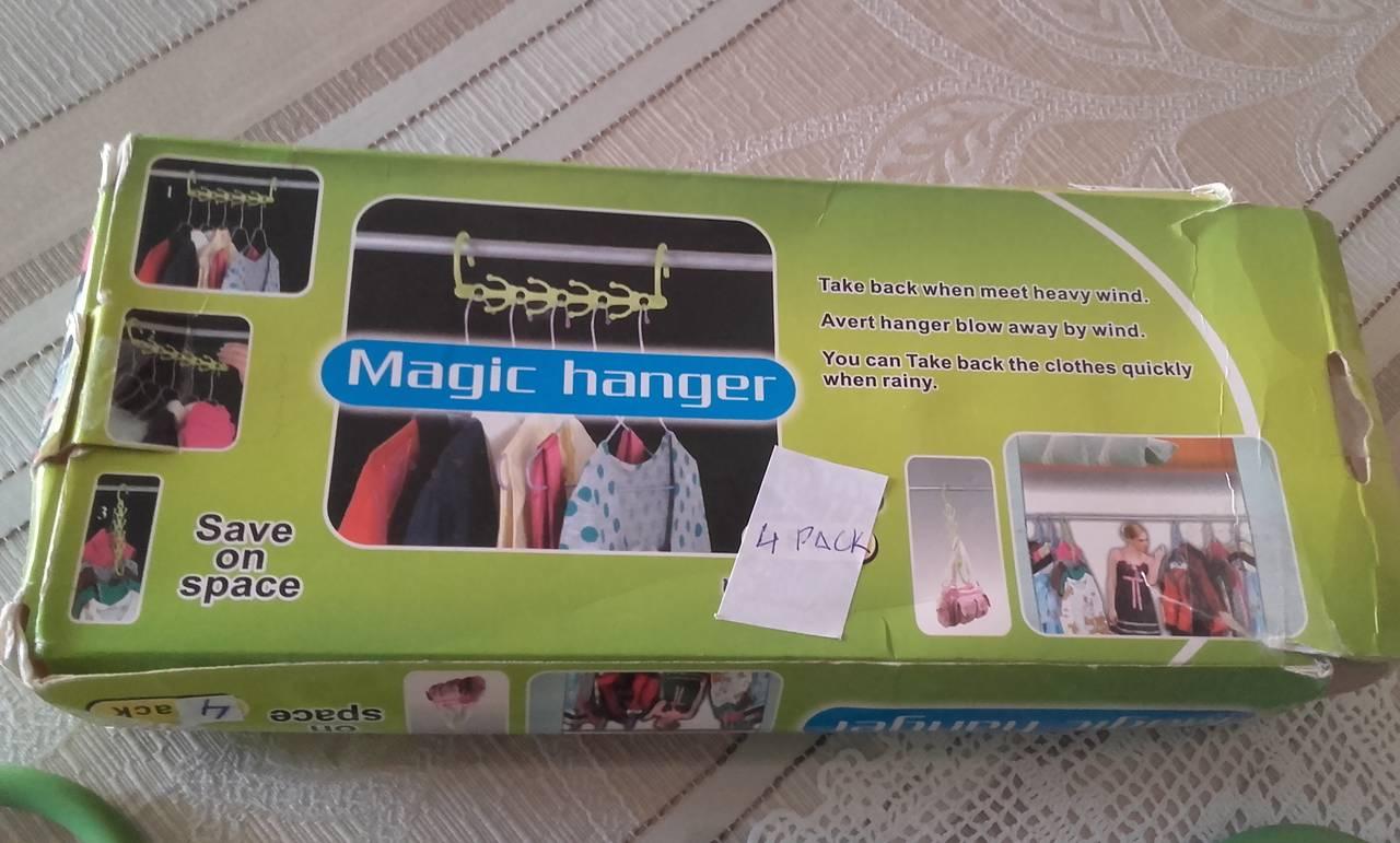colgado de ropa MAGIC HANGER .-  - Foto 2