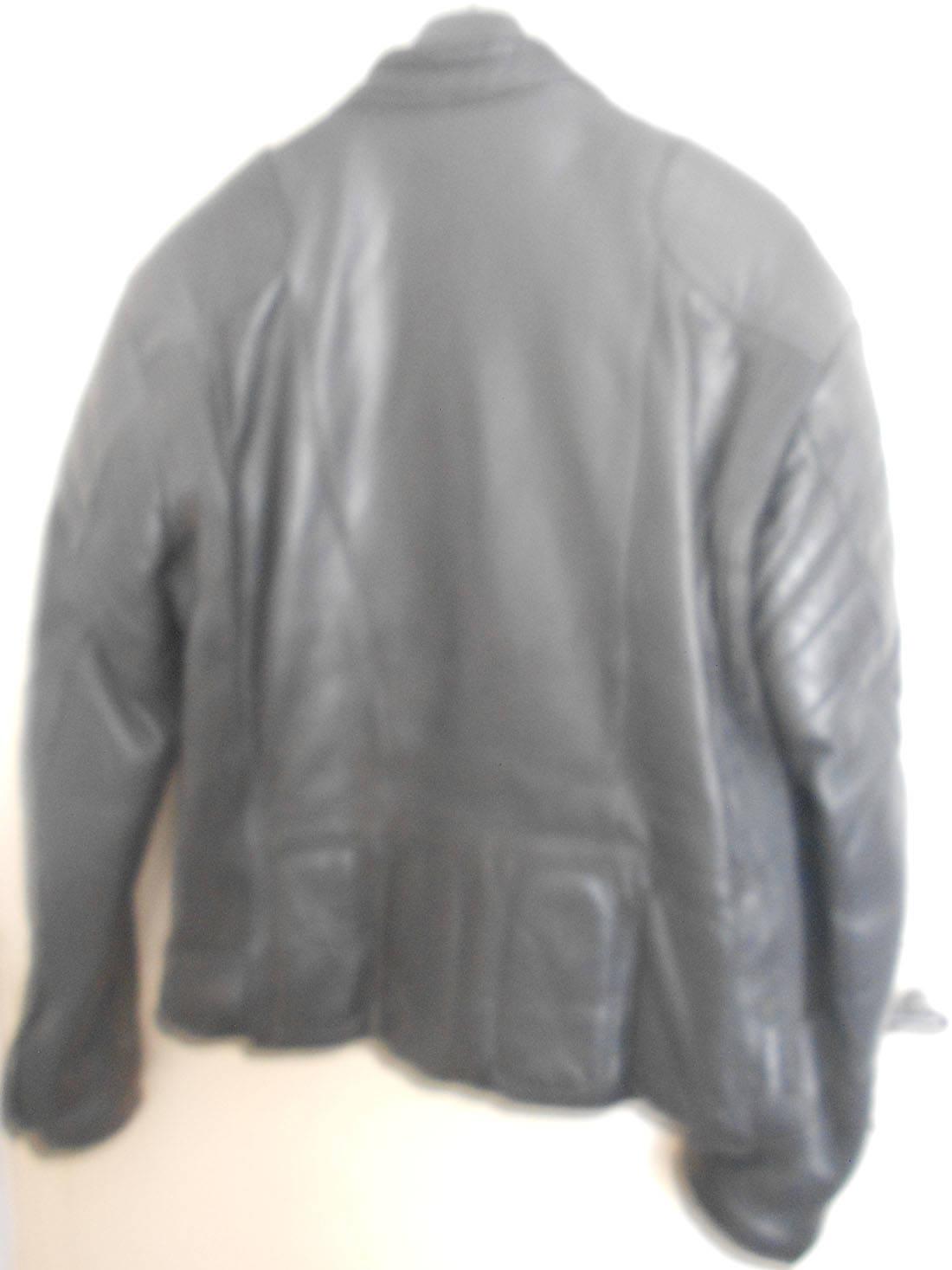 Mono de piel negro vintage  en buen estado divisible  - Foto 4