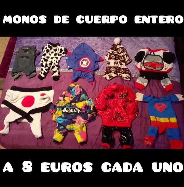 disfraces y ropa para mascota a 2...5 y 8 euros  - Foto 4