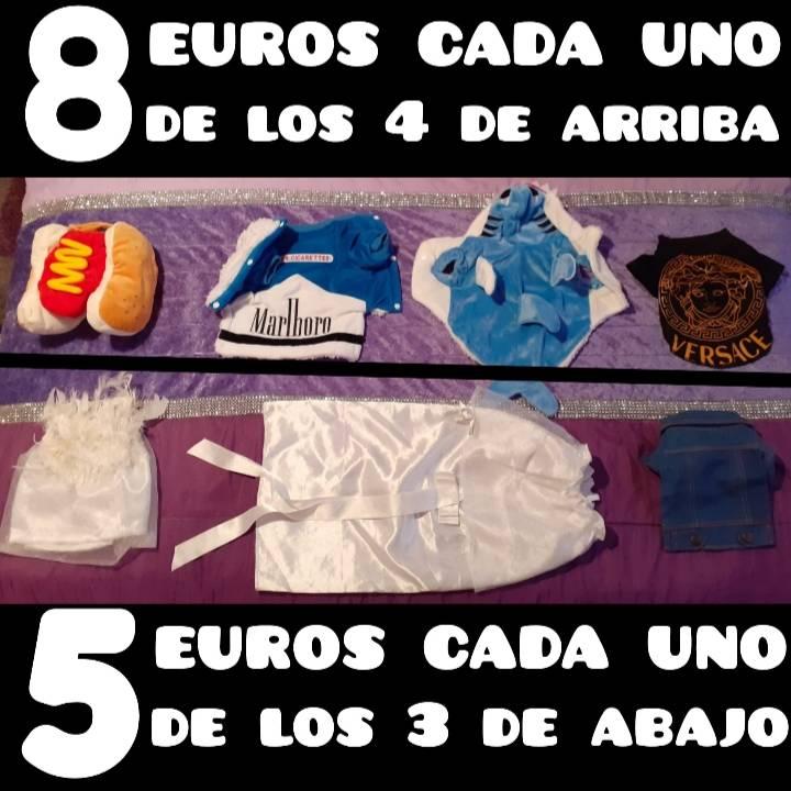 disfraces y ropa para mascota a 2...5 y 8 euros  - Foto 5