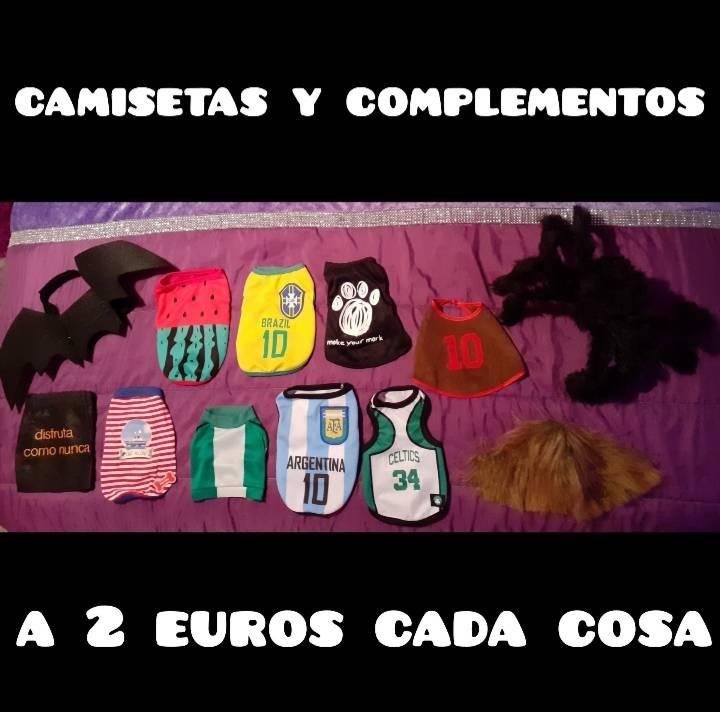 disfraces y ropa para mascota a 2...5 y 8 euros  - Foto 2