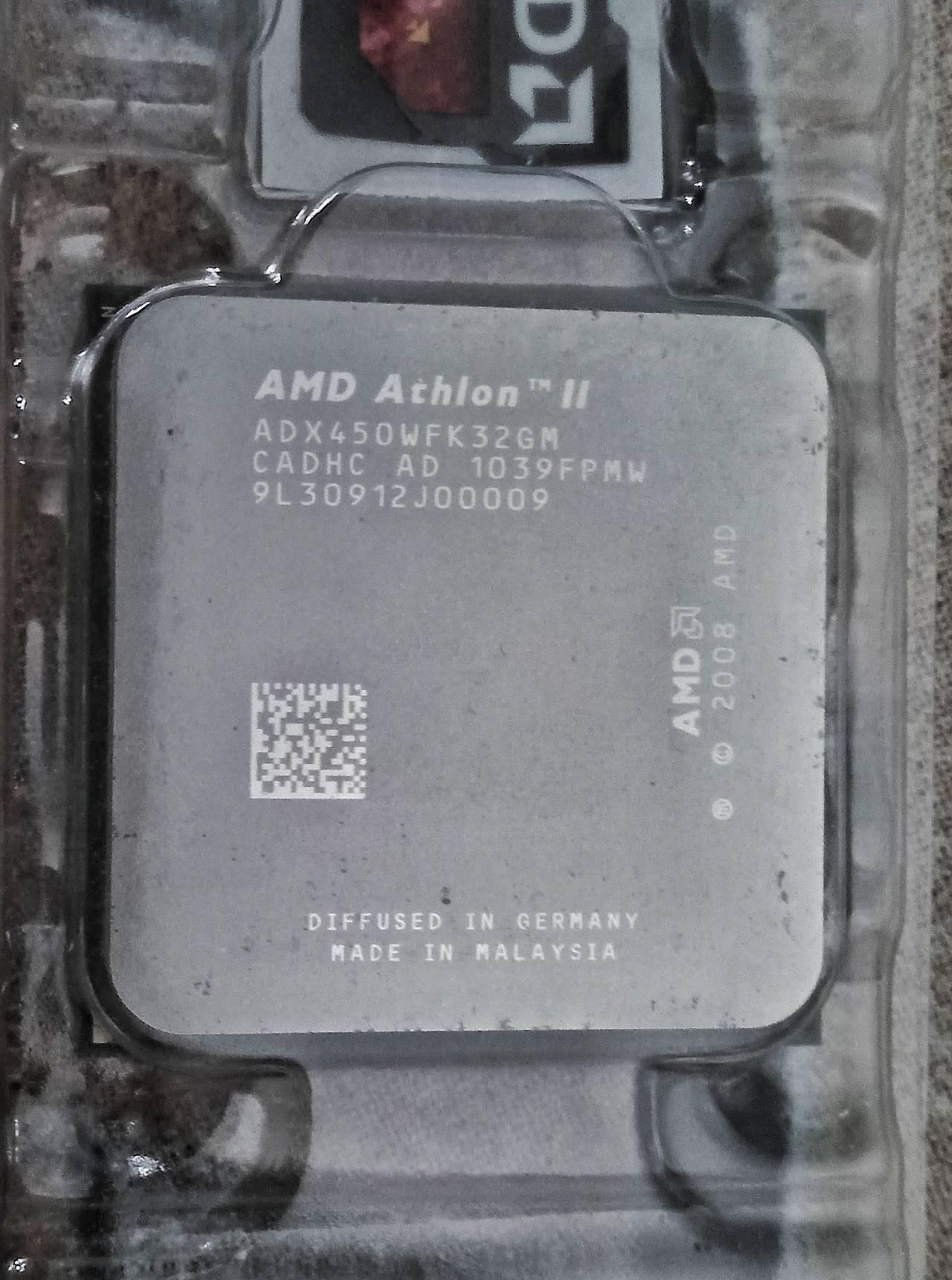 Placa base Asus + micro AMD Athlon II X3 3.20 Ghz  - Foto 2