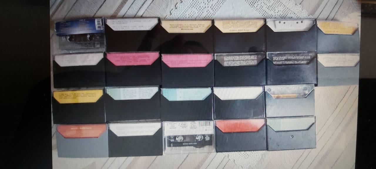 cassettes varios  - Foto 2