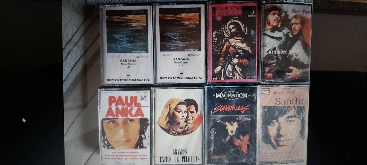 cassettes diversos  - Foto 1