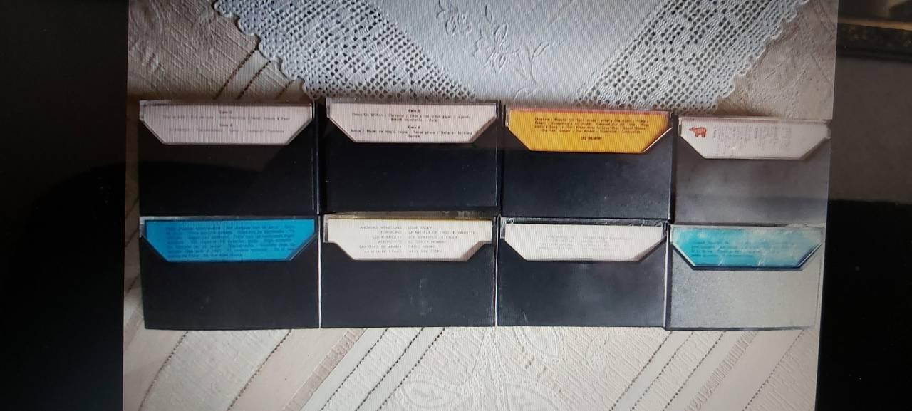 cassettes diversos  - Foto 2