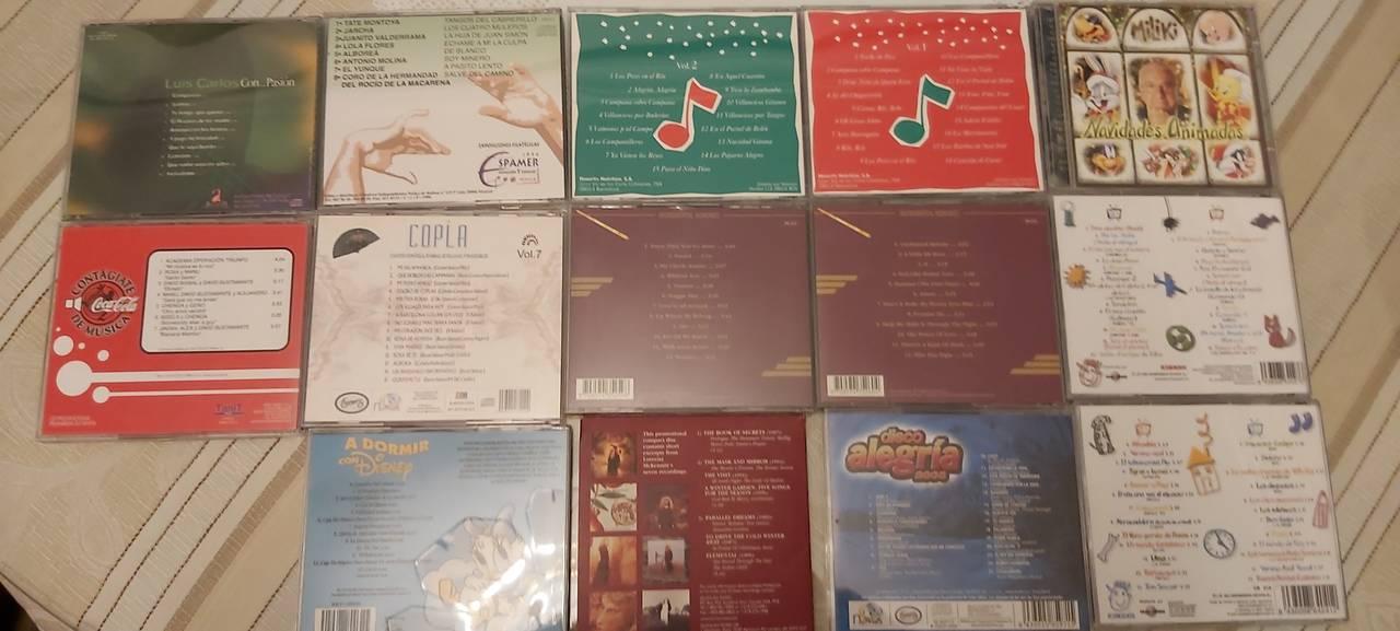 cds varios  - Foto 2