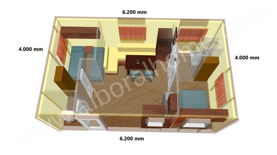 MOBIL HOMES / CASAS MOVILES / CASAS PREFABRICADAS MOD. MAHON  - Foto 7