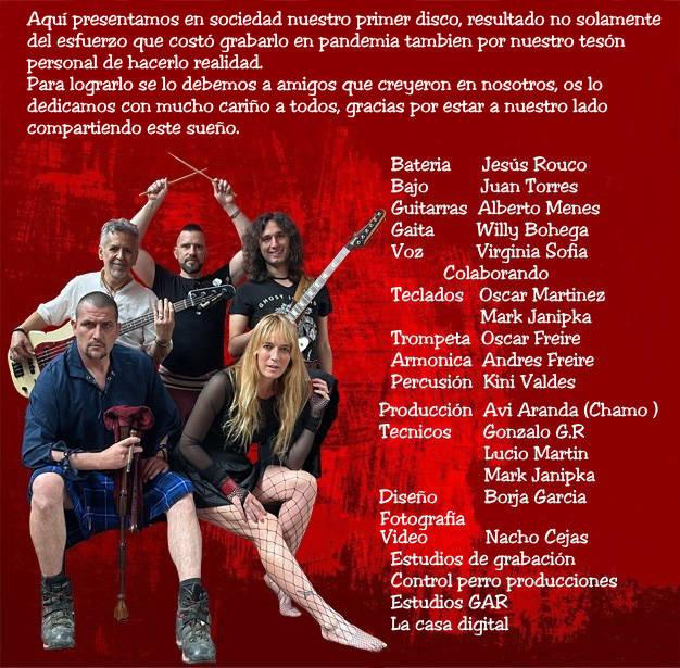 Reis Da Lua promoción disco  - Foto 4
