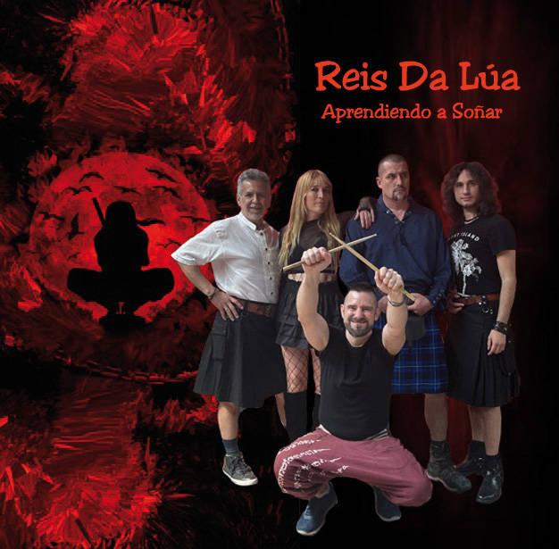 Reis Da Lua promoción disco  - Foto 8