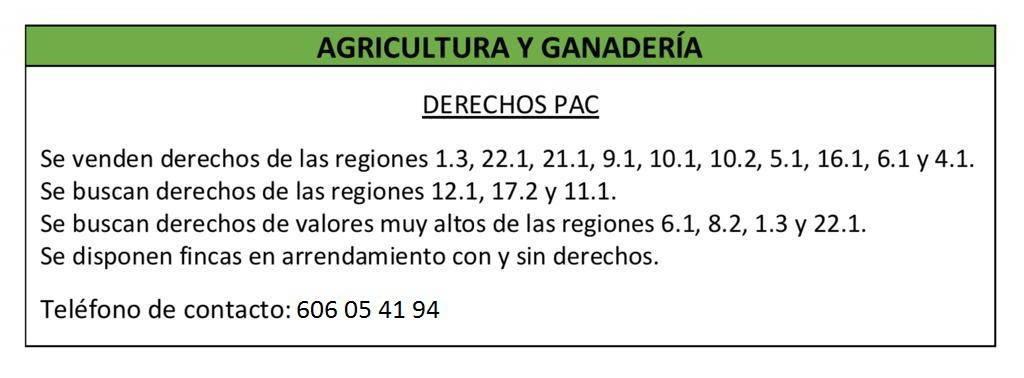 DERECHOS  PAC  - Foto 1